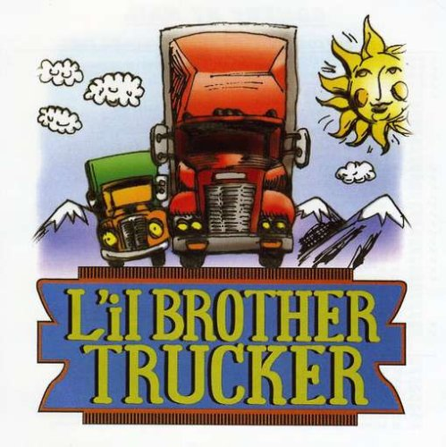 d8ed1a9d2 Lil Brother Trucker: Various Artists, L'il Brother Trucker: Amazon ...