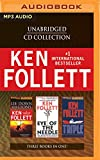 img - for Ken Follett - Collection: Lie Down With Lions & Eye of the Needle & Triple book / textbook / text book
