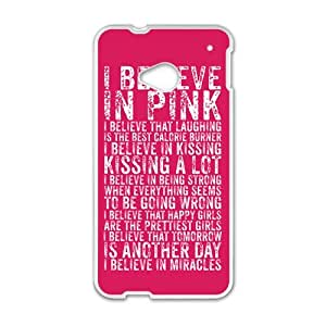 SANYISAN I Believe Bestselling Hot Seller High Quality Case Cove Hard Case For HTC M7