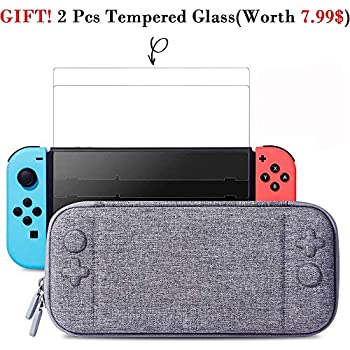 Amazon.com: Slim Case and 2Pack Tempered Glass Screen ...