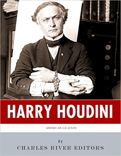 Read American Legends: The Life of Harry Houdini PDF, azw (Kindle)