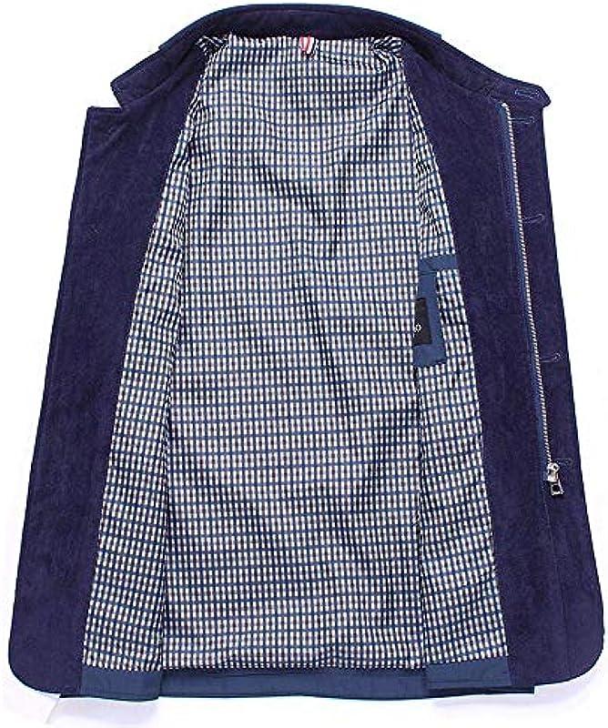 Męskie Frühling Herbst Cardigan Thin Trainingsjacken Full Zip Langarm Sport Outwear Coats A-2XL: Baumarkt