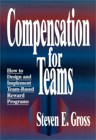 Compensation For Teams  How To Design And Implement Team Based Reward Programs