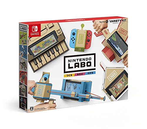 Nintendo Labo Toy Con 01  Variety Kit   Switch Japanese Ver
