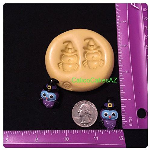 owl resin mold - 8