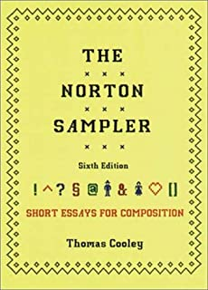 the norton sampler short essays for composition seventh edition the norton sampler short essays for composition sixth edition