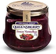 Geleia de Frutas Vermelhas Queensberry Classic 320g