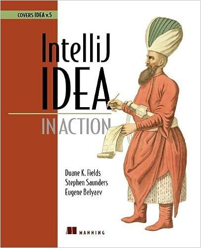 IntelliJ IDEA Action Covers v-5