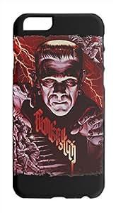 Frankenstein movie poster Iphone 6 plastic case