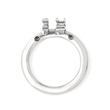 Heavy cock cage + stainless steel + metal