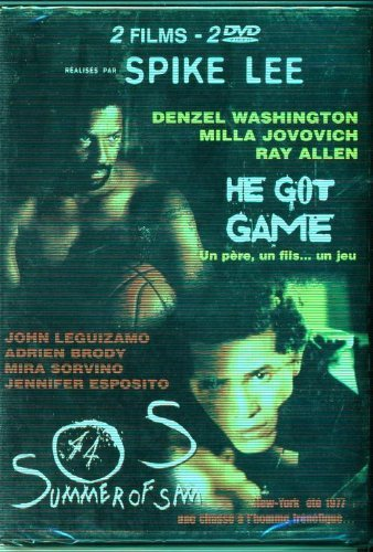 Spike Lee - 2 films : Summer of Sam + He Got Game