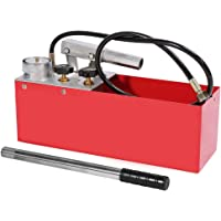 Bomba de prueba, 12 litros, prueba de fugas, bomba de presión de aceite, sistema de calefacción, probador de fugas…