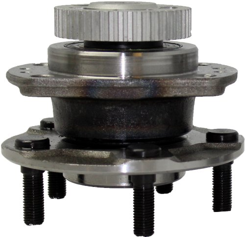 - Brand New Rear Wheel Hub and Bearing Assembly 1996-00 Town & Country Grand Caravan Voyager FWD 5 Lug W/ABS NOT FOR 14 Inch Wheel Models