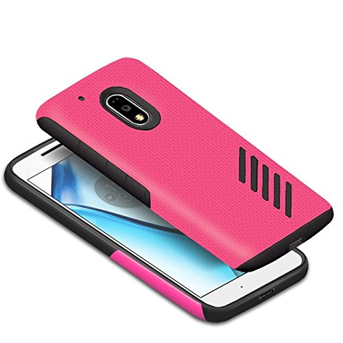 38 opinioni per Orzly® Grip-Pro- Custodia Antiurto per Motorola MOTO G4 e MOTO G4 PLUS ( 2016