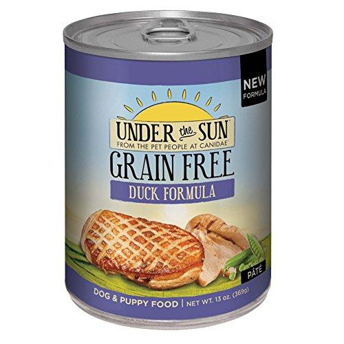 Canidae Under The Sun Grain Free Dog Wet Food Duck Formula, 13 Oz - Canidae Grain