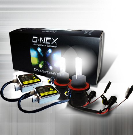 ONEX HID Xenon H4 (9003 HB2) Conversion Kit 55W Regular Premium Ballast Single Beam - 10000k