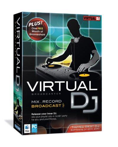 Virtual Dj Broadcaster Dsa