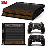 old atari controller - ZOOMHITSKINS PS4 Skin Decal Sticker Atari Retro Effect Custom Design + 2 Controller Skins Set