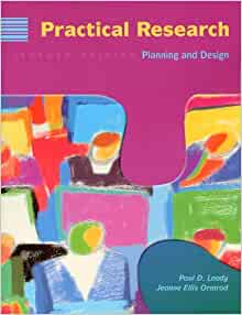 Practical Research Planning And Design 7th Edition Paul D Leedy Jeanne Ellis Ormrod