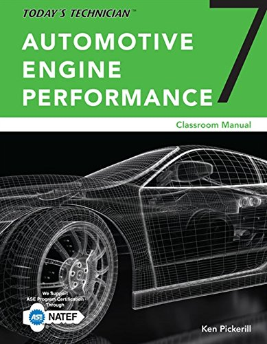 Today's Technician: Automotive Engine Performance, Classroom and Shop Manuals, Spiral bound Version (Best Performance Testing Tools)