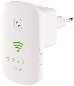 7links Wifi Booster Dualband Wlan Repeater Access Amazonde