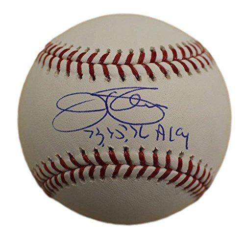 (Jim Palmer Autographed/Signed Baltimore Orioles OML Baseball AL CY JSA)