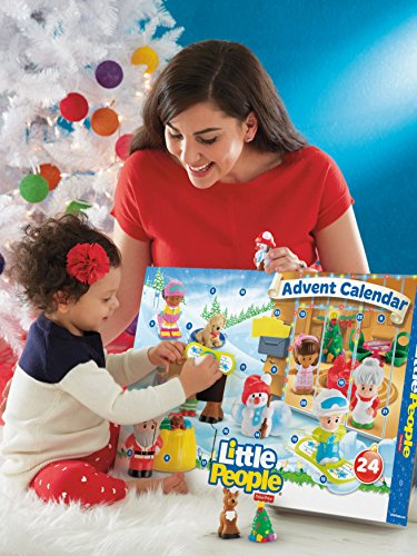 Review Fisher-Price Little People Advent
