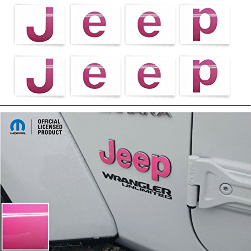 Looking for a jeep wrangler emblems pink? Have a look at this 2020 guide!