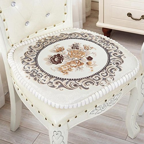 RXIN Home Chair Cushion Pads Chair Seat Pads Seat Cushion Chair Pillow Decorative Floor Pillow pads Cushion for Chair Home Textile by RXIN