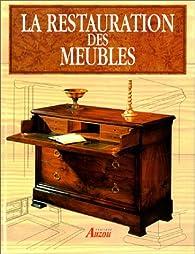 La restauration des meubles par Juan B. Lorente Herrera