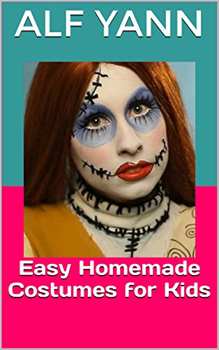 Easy Homemade Halloween Costumes For Children (Easy Homemade Costumes for Kids)