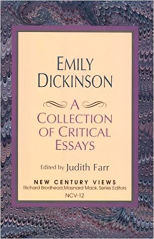 com emily dickinson a collection of critical essays  emily dickinson a collection of critical essays 1st edition