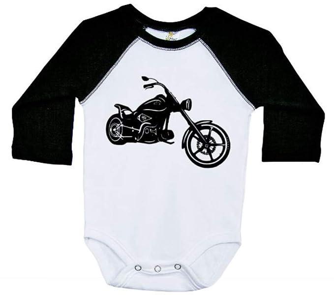 Amazon.com: Harley Davidson Traje de bebé para motocicleta ...