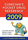 img - for Clinician's Pocket Drug Reference 2009 book / textbook / text book