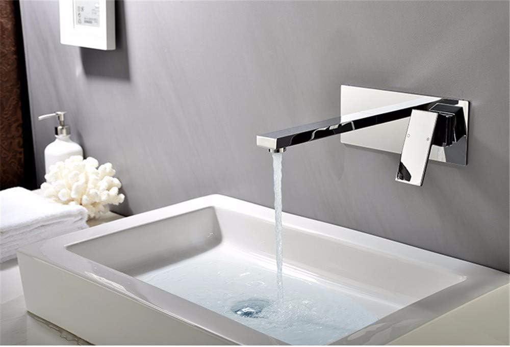 WasserhahnTap Robinet de lavabo encastr/é carr/é lavabo