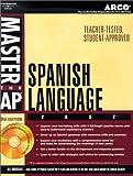 Master AP Spanish, w/ audio CDRom 3rd ed