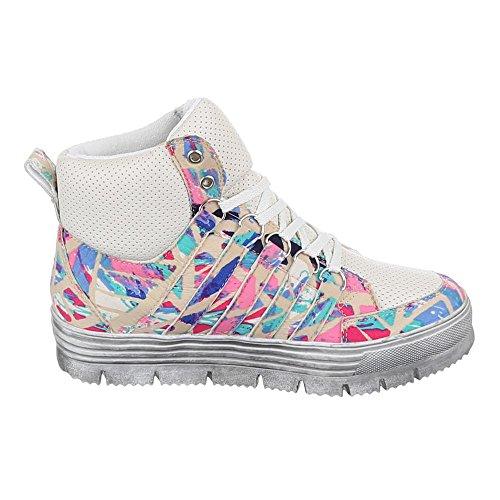 Ital femme Chaussures loisirs pour les Design ABPwAqZ