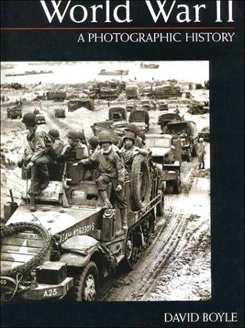 Read Online World War II: A Photographic History pdf