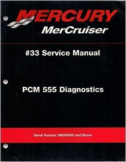 mercruser service manual