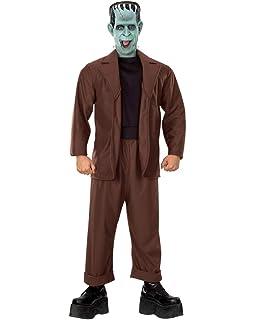 7f2d3f0c4dc Horror-Shop Lizenziertes Herman Munster Kostüm für Halloween   Karneval  Standard