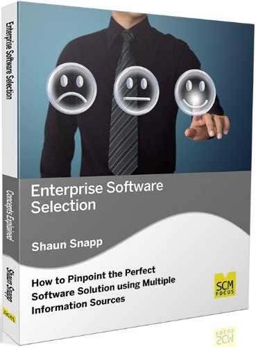Enterprise Software Selection  How To Pinpoint The Perfect Software Solution Using Multiple Information Sources
