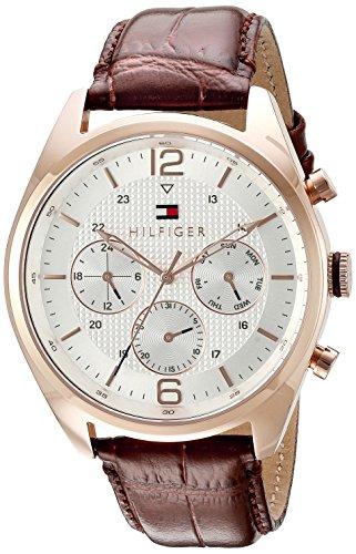 Tommy-Hilfiger-Mens-1791183-Sophisticated-Sport-Analog-Display-Quartz-Brown-Watch