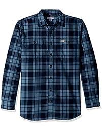 Men's Big & Tall Hubbard Plaid Flannel Shirt