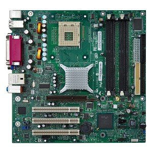 Intel D865GLCLK Intel 865G Socket 478 micro-ATX Motherboard w/Video, Audio & Gigabit LAN