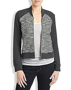 Womens Sweater Active Bomber