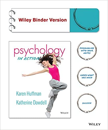 Psychology in Action, 11th Edition - Kindle edition by Karen