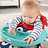 Fisher-Price Sit-Me-Up Floor Seat with Tray, Crab