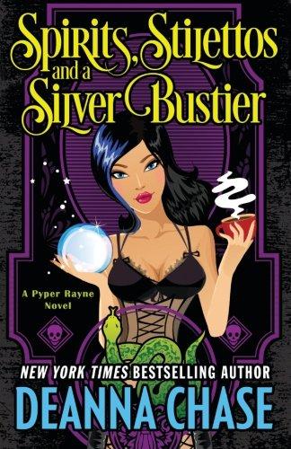 Spirits Stilettos Silver Bustier Pyper