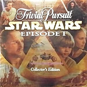 Trivial Pursuit: Star Wars Episode 1 (Collector's Edition)