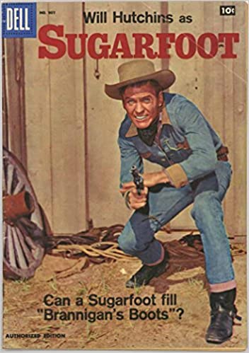 Image result for sugarfoot comic book